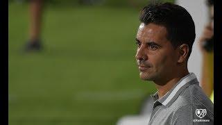 Míchel tras el Huesca 0 - Rayo Vallecano 1