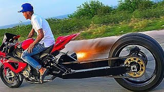 CRAZIEST BIKES You'll EVER See!! **Must Watch**