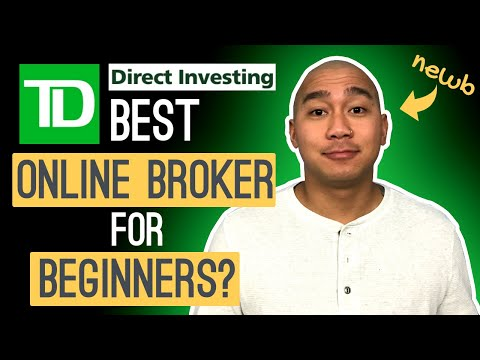 TD Direct Investing PROS & CONS Review - Online Broker In Canada (2019)