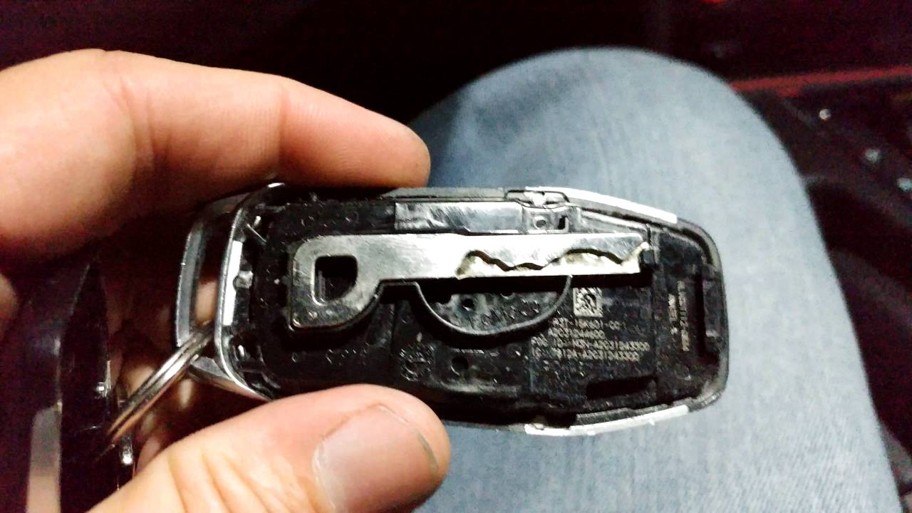 2015 2016 Mustang Key Fob Not Detected Fix Youtube