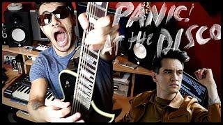 Panic At The Disco - High Hopes (Guitar Arrangement Using A Sick EDM Remix)
