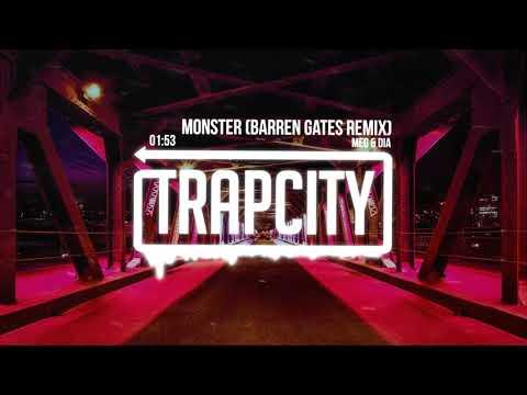 Meg & Dia - Monster (Barren Gates Remix)