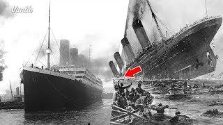 10 datos increíbles del Titanic que no sabías