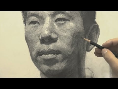 Portrait Drawing Step by Step
