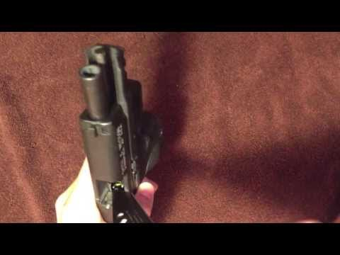 Smith and Wesson M&P9c Disassembly