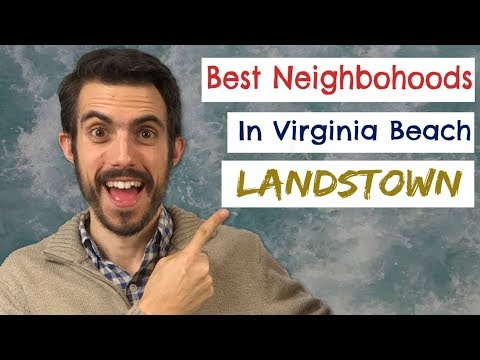 Virginia Beach Neighborhoods: Landstown