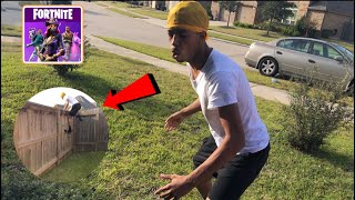 WE DELETED YOUR FORTNITE ACCOUNT PRANK ON CHRIS FT AUSTIN & DC HERBO