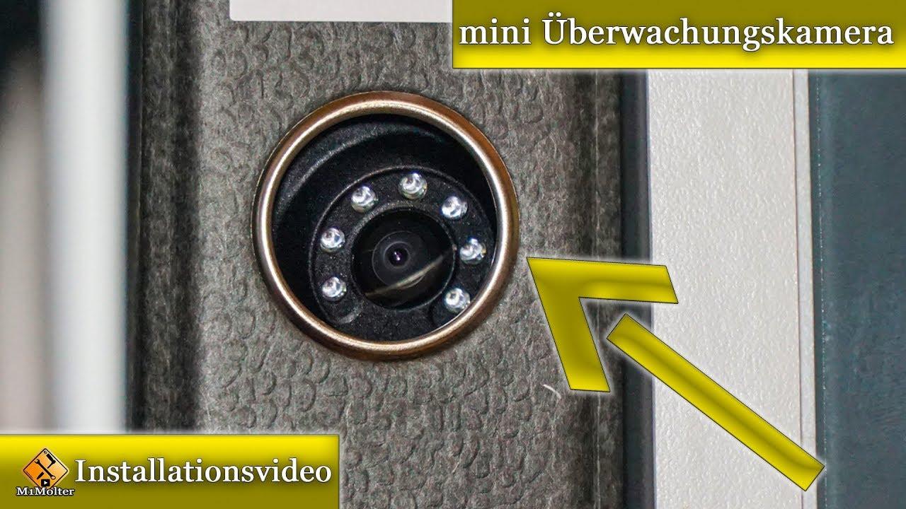 kleinste berwachungskamera mini spy kamera selbst. Black Bedroom Furniture Sets. Home Design Ideas