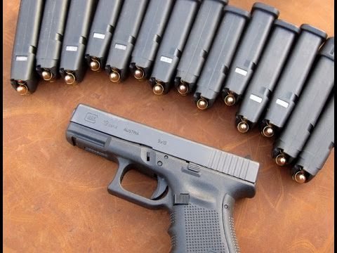 Glock 19 Gen 4 ( Chapter 2 )