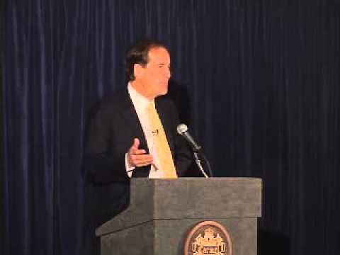 Jim Nantz - CBS Sportscater speaks to Hood Hargett Breakfast Club