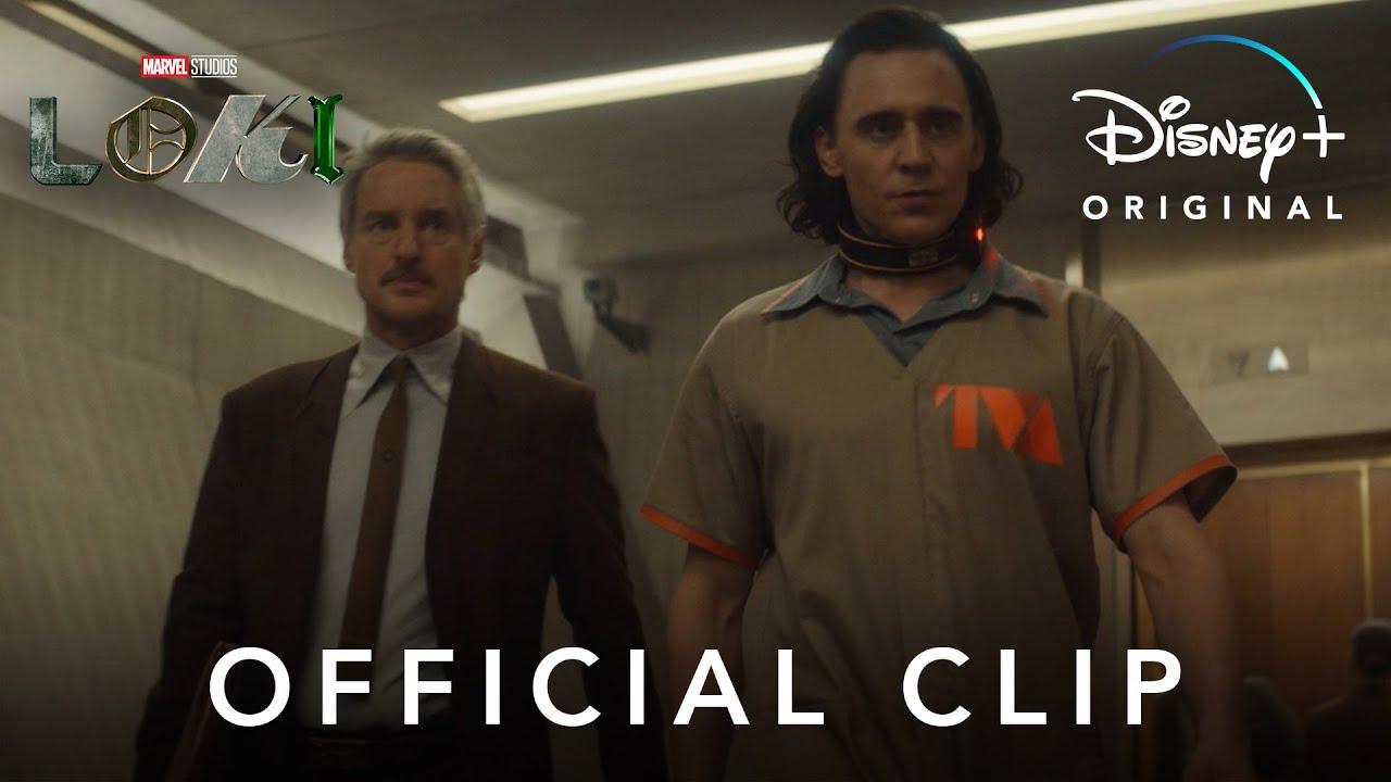 "Download ""Introducing Agent Mobius"" Clip | Marvel Studios' Loki | Disney+"
