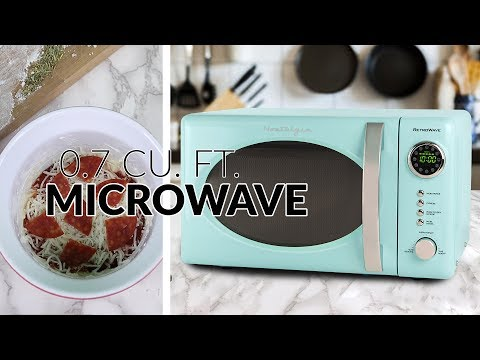 Rmo7aq Retro 0 7 Cu Ft Microwave