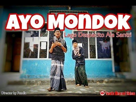 [Viralkan] AYO MONDOK, Lagu Despacito Ala Santri