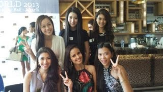 Miss World 2013 Asia & The Pacific