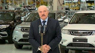 Гарантию белорусских автомобилей Geely могут увеличить до 5 лет
