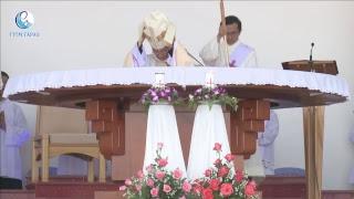 Đức Mẹ Tàpao sáng 13/09/2017 - THÁNH LỄ ĐỒNG TẾ