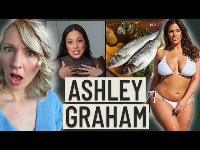 Dietitian Reacts to Ashley Graham What I Eat In A Day (Wow, You'll be Surprised, Too...)