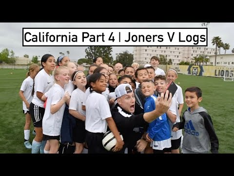 Download California Part 4   ONE OF THE BEST PLACES WE HAVE COACHED   Joners V Logs Mp4 baru