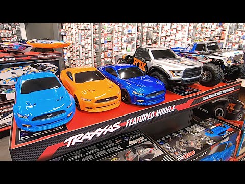 shopping-at-the-traxxas-rc-retail-store-new-items!