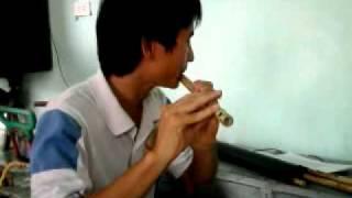 Teen vọng cổ - sáo trúc Cao Trí Minh (vui)- 2011