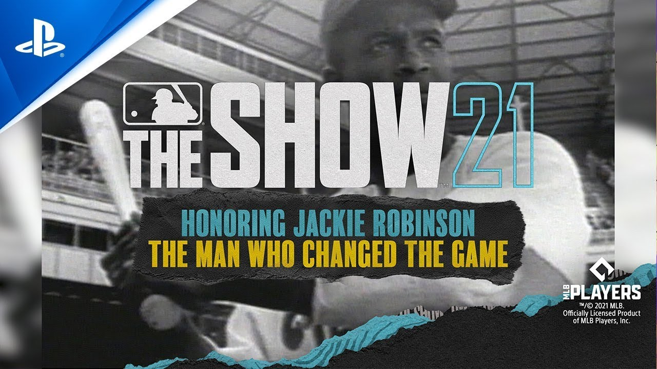PS5 | PS4《MLB The Show 21》Jackie Robinson版 | 預購中文預告 [開啟中文字幕]