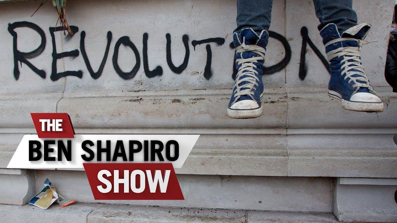 The Big School Walkout | The Ben Shapiro Show Ep. 496