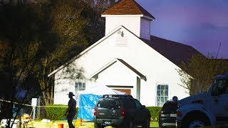 26 dead after mass shooting in texas church