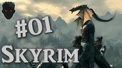 Skyrim - #01 - lasst die Drachen fliegen | DEBITOR