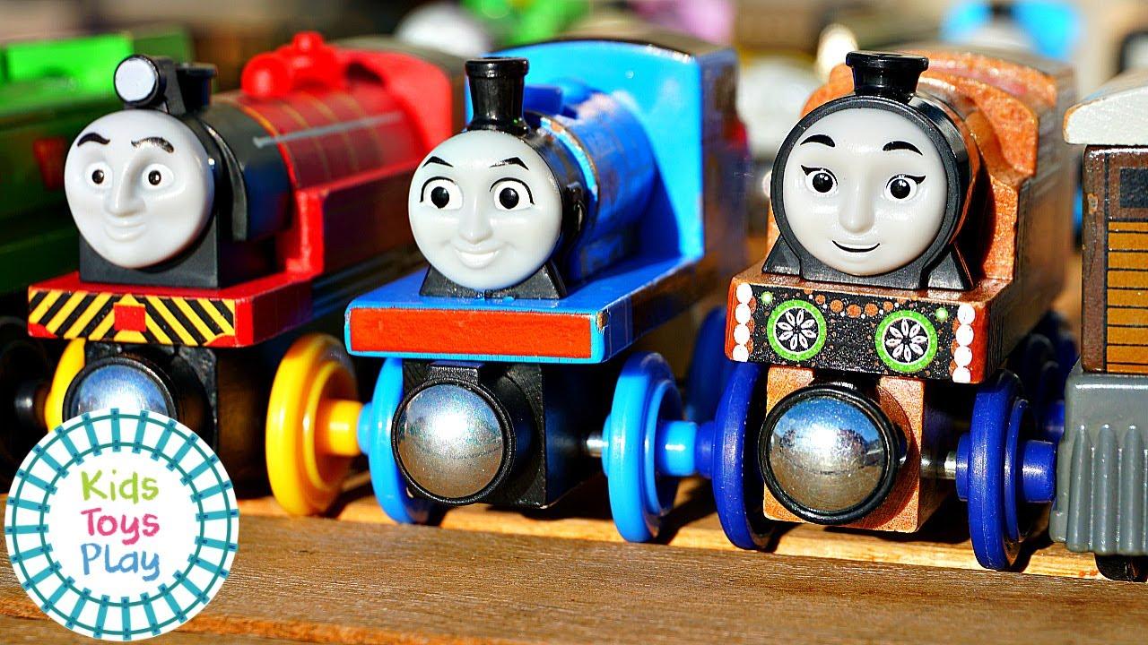 Thomas & Friends Downhill Snow Races
