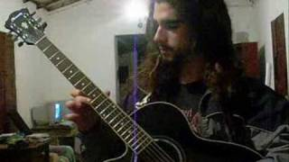 Rod Calcagno-Home(Acoustic Dream Theater Cover)