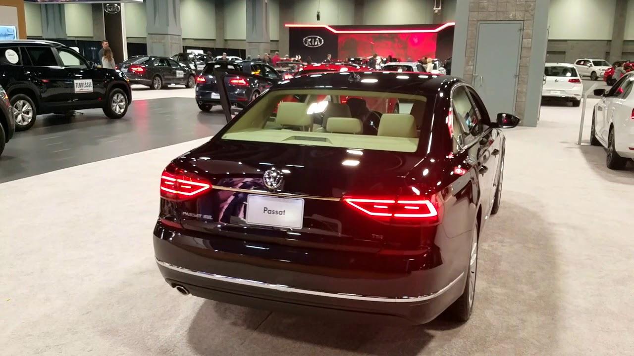 Volkswagen Passat At Washington Auto Show YouTube - Washington car show discount tickets