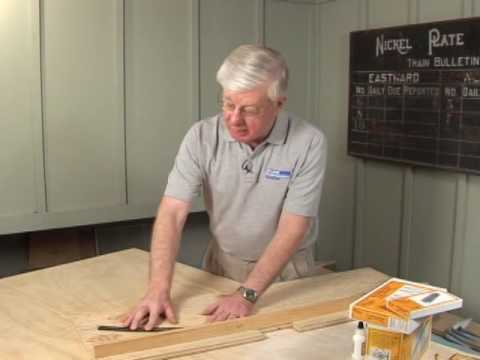 Curving HO Model Train Flex-Track with Ease - YouTube
