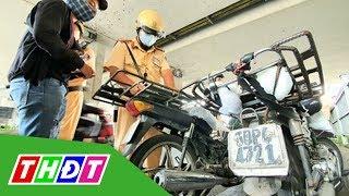 CSGT TP. HCM truy quét xe cà tàng trên đại lộ | THDT