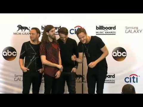 Imagine Dragons at the Billboard Music Awards 2014 - Press Room