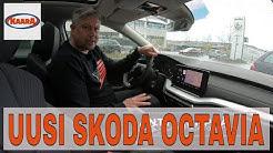 Uusi Skoda Octavia Combi 2020 - Kaara Televisio ensitestaa