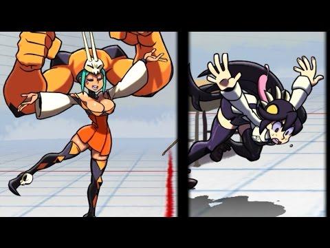 【スカルガールズ】 Skullgirls New Intro Poses2 Oct/26/2016 (8 chracters complete !!)