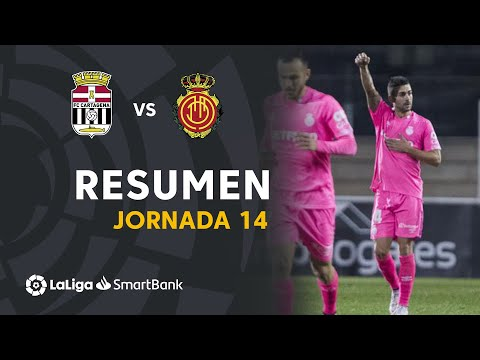 Cartagena Mallorca Goals And Highlights