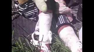 DSCF1357(31 мая органы опеки привезли бомжа-инвалида и бросили под окна жилого дома. В г.Челябинске, поселке Новосинег..., 2013-06-20T16:10:34.000Z)