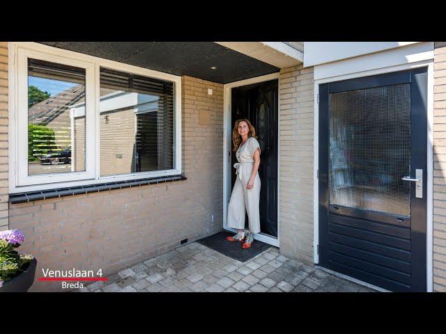 Nieuw in de verkoop: Venuslaan 4 te Breda