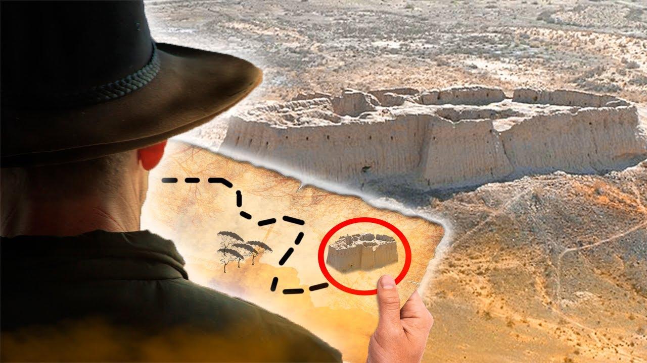 ¿VERLORENE STADT In Der KALAHARI-WÜSTE Entdeckt?
