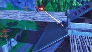 MODE REPLAY ET SKIN CORBEAU FORTNITE