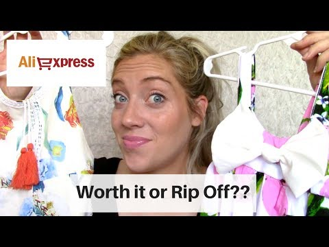 ALIEXPRESS Baby Clothes: Scam or Worth it??