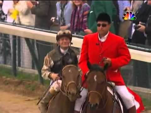 KENTUCKY DERBY 2009 - MINE THAT BIRD.flv