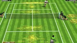 gameplay virtua tennis 1 pc