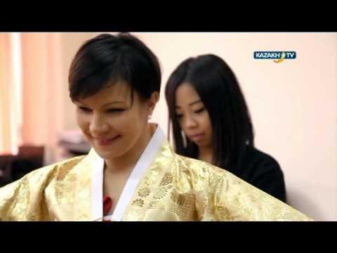 """Kazakhstan:recipe for friendship"" #2 (13.01.2016)-Kazakh TV-eng"