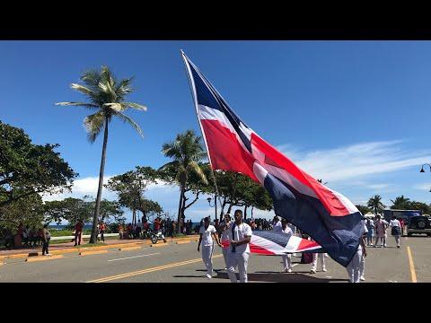 Resumen Desfile Independencia Dominicana 2018 en Puerto Plata