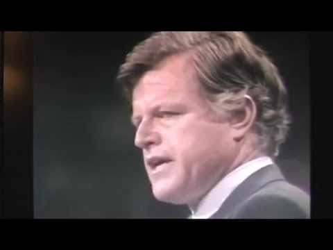"Ted Kennedy says: ""Vote for Credico!"""
