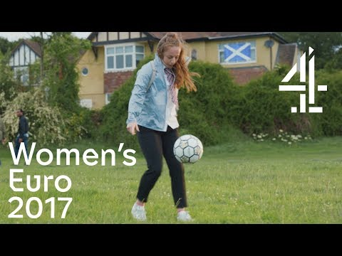 UEFA Women's Euros 2017 | Coming This July on Channel 4