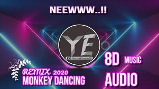 Gambar cover DANCE MONKEY DJ REMIX 2020 (8D AUDIO) 🎧 #8DAUDIO #MONKEYDACINGREMIX #DJSLOW #8DAUDIOREMIX #DJGOYANG