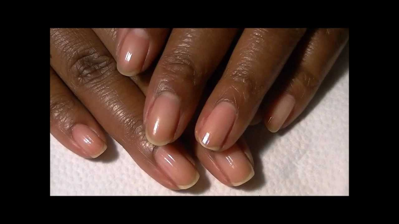 Watch My Nails Grow Naturally Long in LESS Than 2 Months! - YouTube